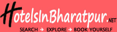 Hotels in Bharatpur Logo
